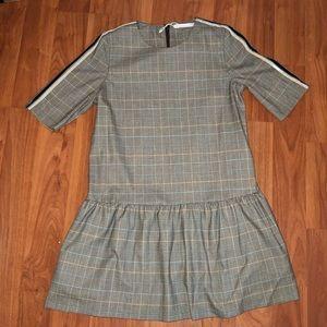 Zafa plaid dress